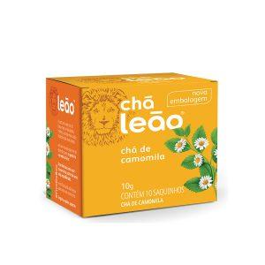 Chá Leão Camomila