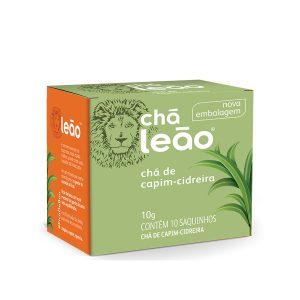 Chá Leão Capim-Cidreira