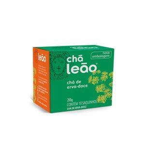 Chá Leão Erva-Doce