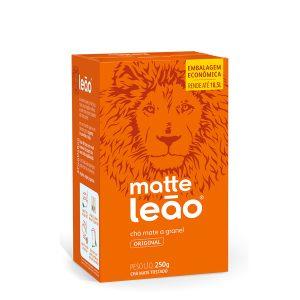 Chá Matte Leão Granel 250g
