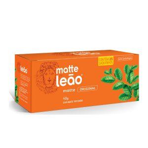 Chá Matte Leão Original