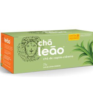 Chá Leão Capim-Cidreira embalagem econômica