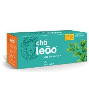Chá Leão Hortelã embalagem econômica