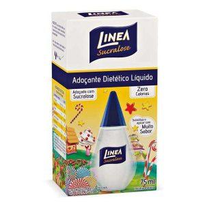 Adoçante Líquido Linea Sucralose 75ml