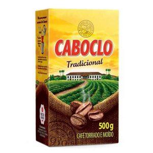 Café Caboclo a Vácuo Tradicional