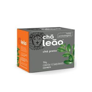 Chá Leão Preto