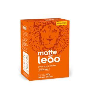 Chá Matte Leão Granel 100g