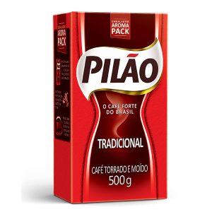 Café Pilão a Vácuo Tradicional