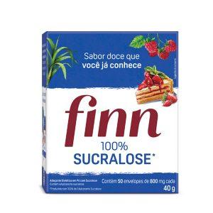 Adoçante Pó Finn Sucralose