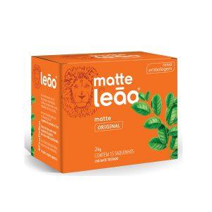 Chá Matte Leão Premium Original
