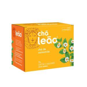 Chá Leão Premium Camomila