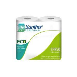 Papel Higiênico Rolão Folha Simples Inovatta Eco 500m