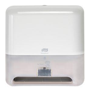 Dispenser Toalha Bobina Intuition Sensor Tork