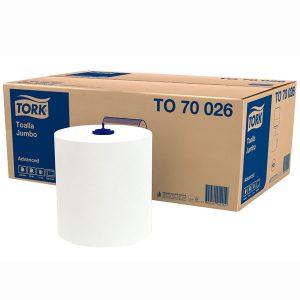 Papel Bobina Folha Simples Advanced Tork