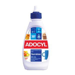 Adoçante Líquido Adocyl Sucralose 80ml