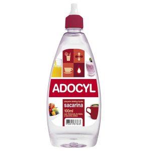 Adoçante Líquido Adocyl Sacarina 100ml