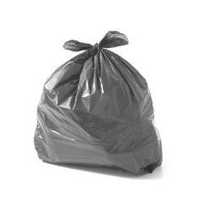 Saco de Lixo Cinza Reforçado