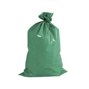 Saco de Lixo Verde Reforçado