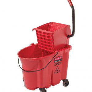 Balde Espremedor WaveBrake 33L – Rubbermaid