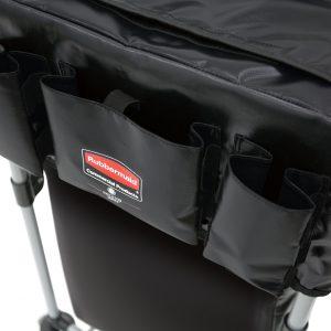 Tampa para Carro Dobrável X-Cart 300L – Rubbermaid
