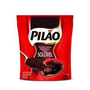 Café Pilão Solúvel Pouch