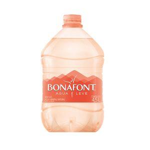 Água Mineral 4,5L Bonafont