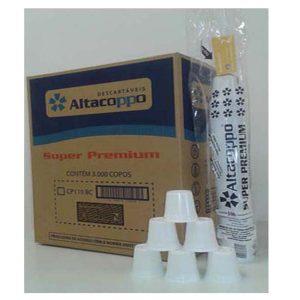 Copo Altacoppo Super Premium Branco PS