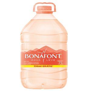 Água Mineral 7L Bonafont