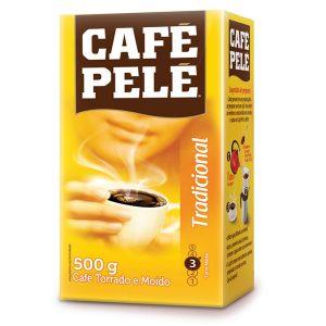 Café Pelé a Vácuo Tradicional