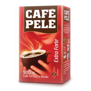Café Pelé a Vácuo Extra Forte