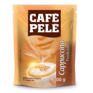 Cappuccino Pelé Tradicional Pouch