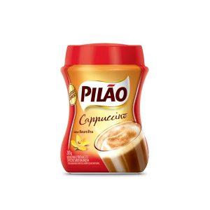 Cappuccino Pilão Baunilha 200g