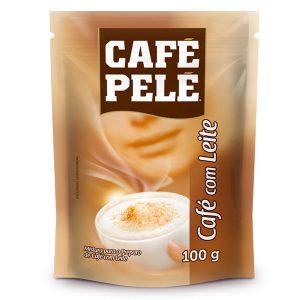 Café com Leite Pelé Pouch