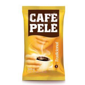 Café Pelé Almofada Tradicional