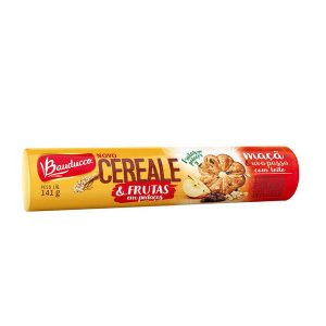 Biscoito Cereale Bauducco Maça e Uva Passa com Leite
