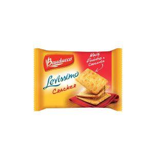 Biscoito Sache Bauducco Levíssimo Cream Cracker