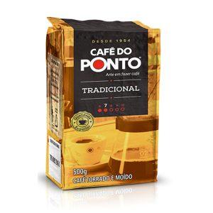 Café do Ponto a Vácuo Tradicional