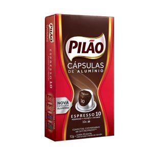 Café Pilão Cápsula Espresso 10
