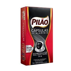 Café Pilão Cápsula Espresso 12