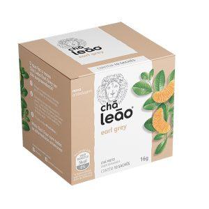 Chá Leão Frutas Early Grey