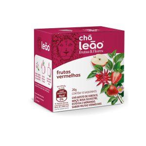 Chá Leão Frutas Vermelhas