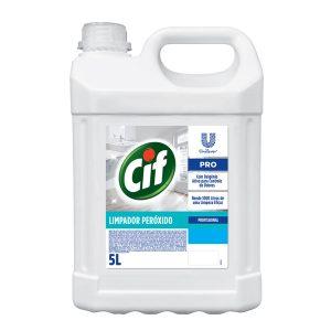 Limpador Peróxido Cif 5L
