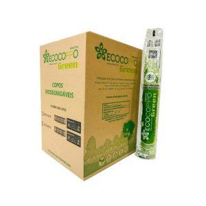 Copo Ecocoppo Green Biodegradável