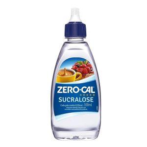 Adoçante Líquido Zero Cal Sucralose100ml