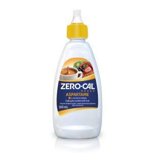 Adoçante Líquido Zero Cal Aspartame 100ml