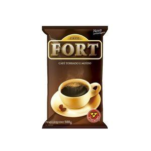 Café Fort 3 Corações Almofada Tradicional