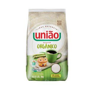 Açúcar União Cristal Orgânico 1 kg