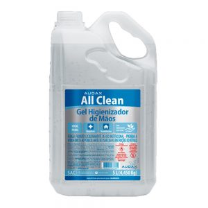 Álcool Gel 70° All Clean 5L