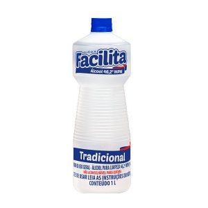 Álcool 46,2° Facilita 1L