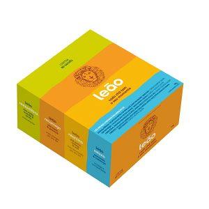 Chá Leão Funcionais Caixa Mista 4 Sabores